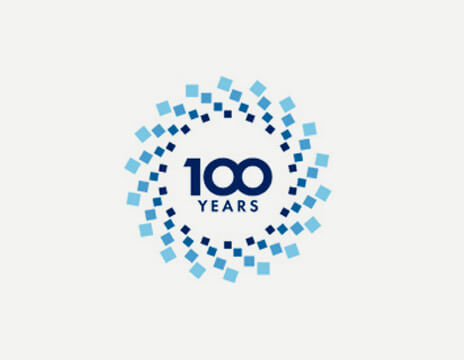 Soziales Engagement Logo 100years