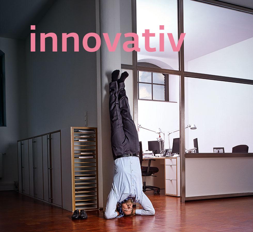 Unternehmen Werte Innovativ