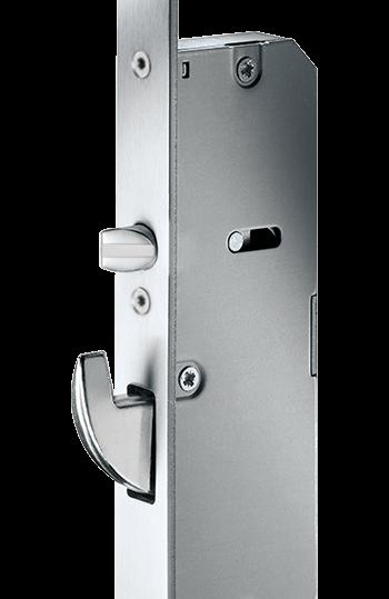 Key-operated multi-point locks