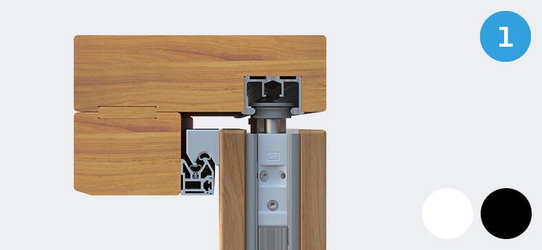 portal hs 300 kg. Black Bedroom Furniture Sets. Home Design Ideas