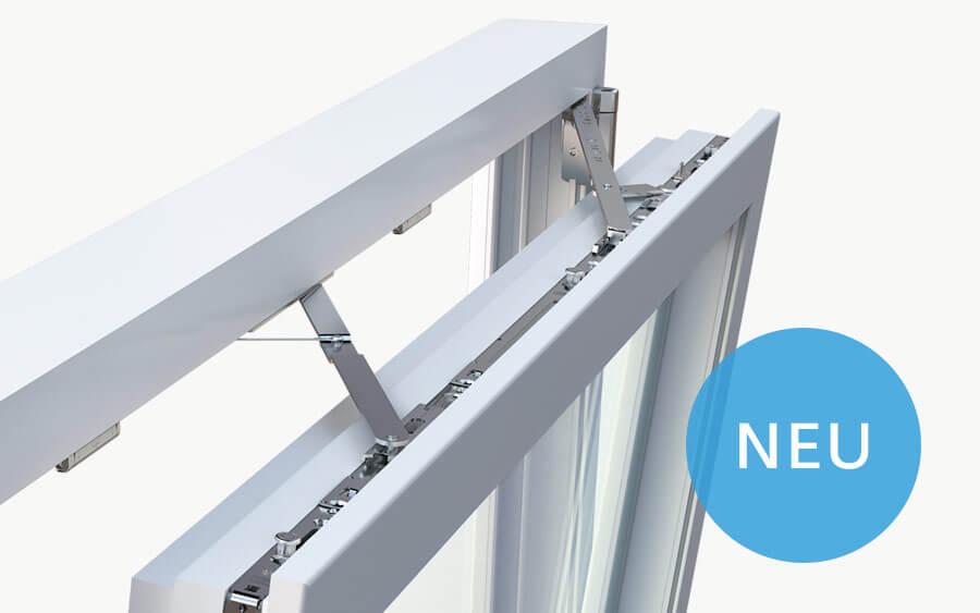 Häufig Fenster sicher nachrüsten und reparieren MT01