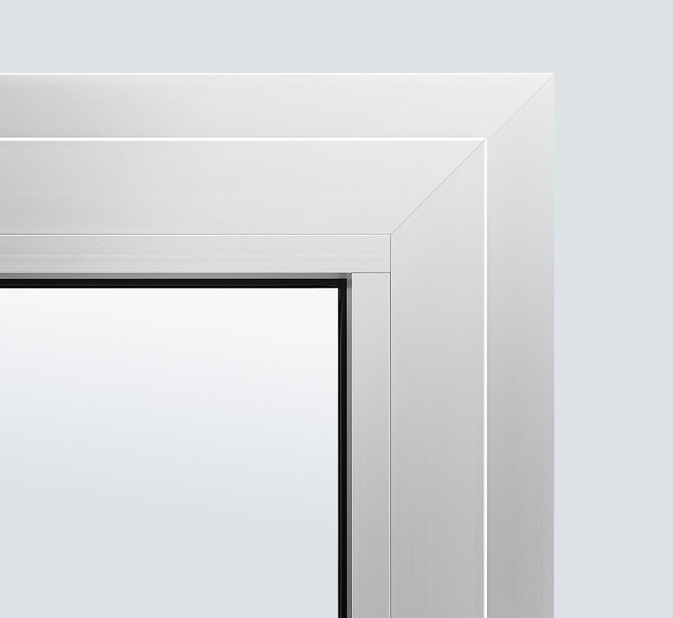 Fenster aus Aluminium