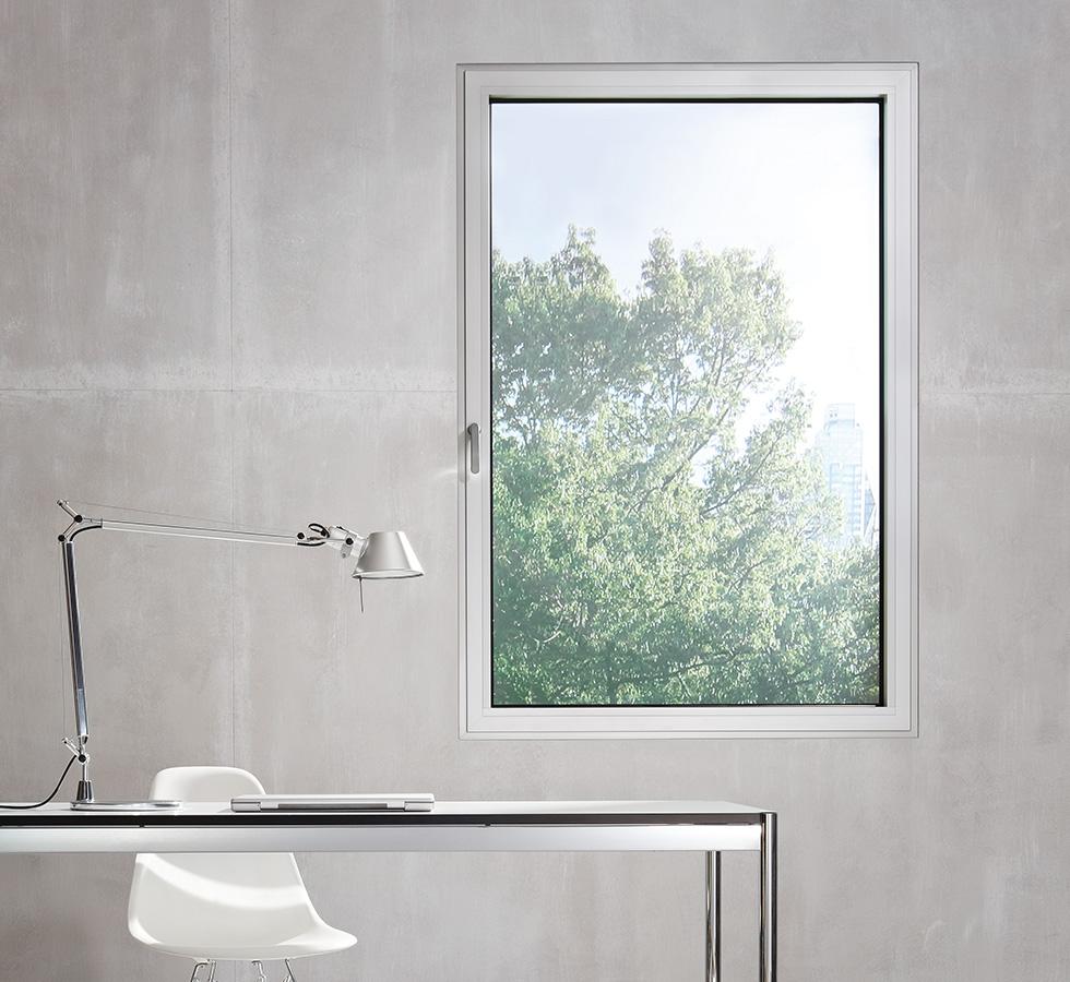 Fenster aus aluminium for Fenster aluminium
