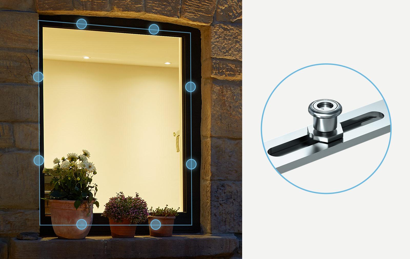 Sichere fenster t ren und schiebet ren for Fenster sichern gegen aufhebeln
