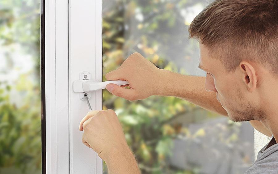 Favorit Fenster sicher nachrüsten und reparieren AB41